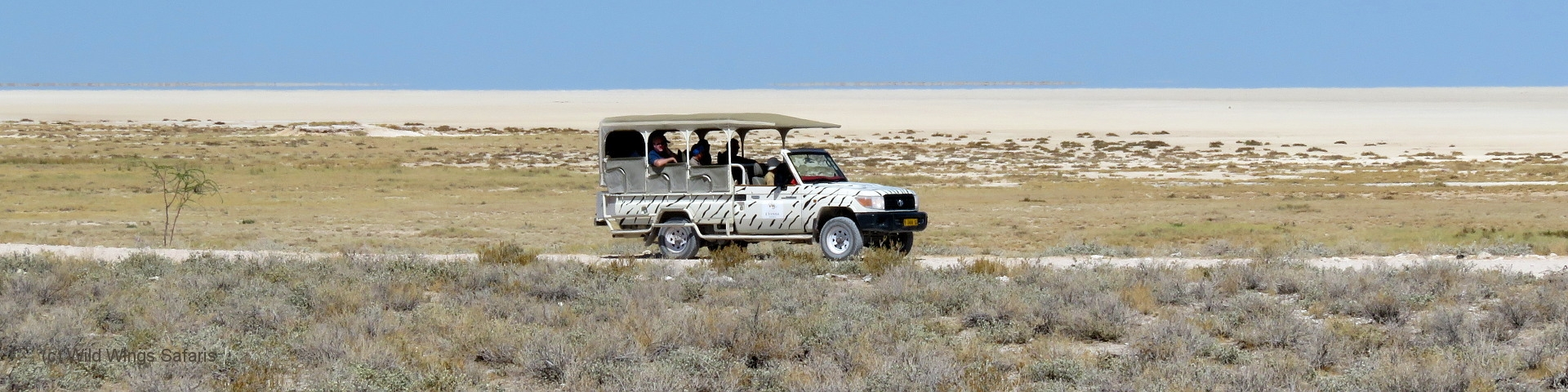 10 Day Best of Namibia Safari, banner