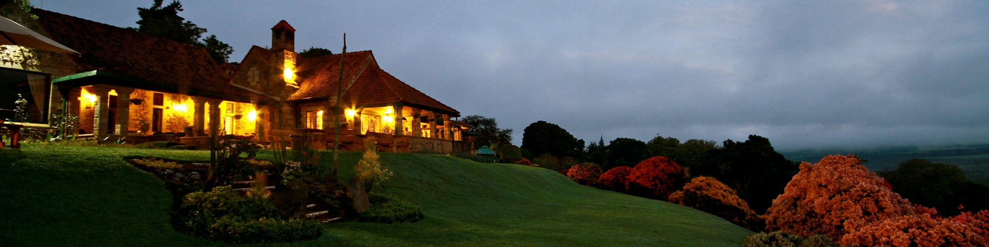 Aberdare Country Club - Kenya