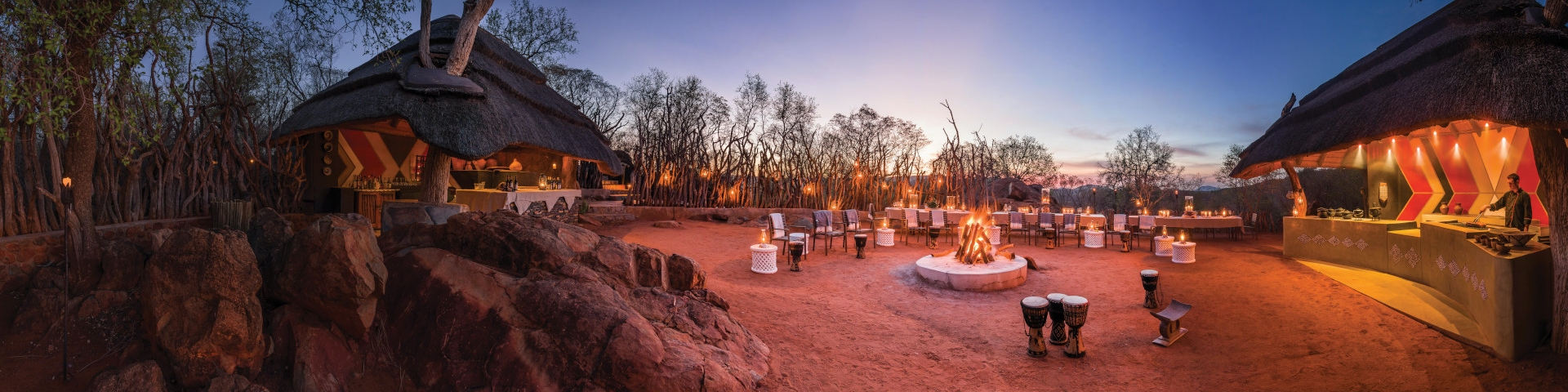 Accommodation in Madikwe Game Reserve South Africa