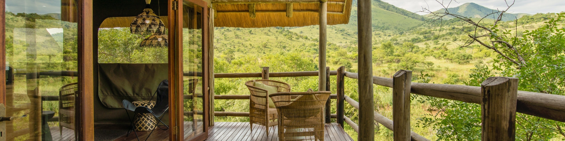 Accommodation in Mpumalanga Province - South Africa - View of Highveld