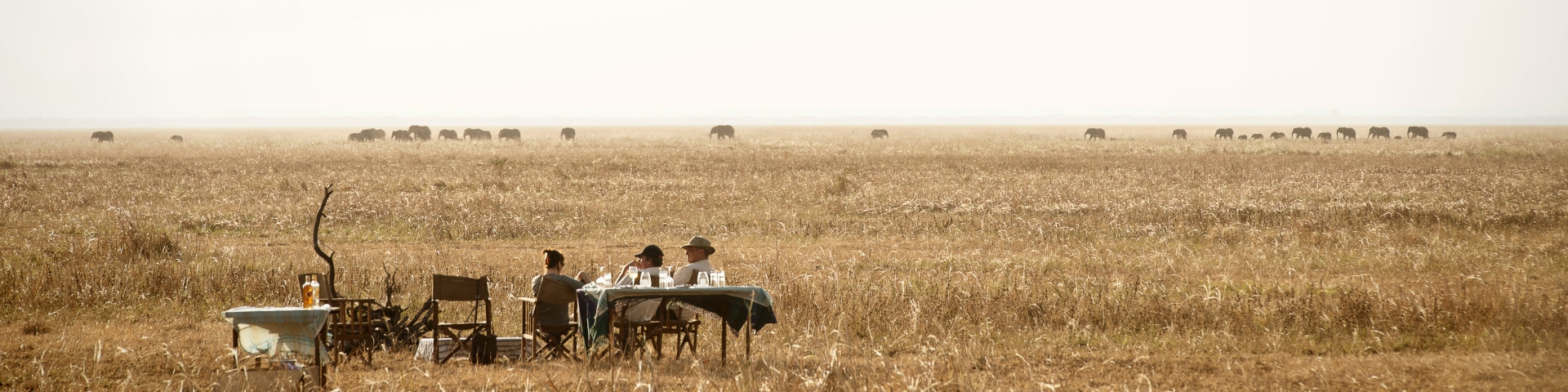 Accommodation in Katavi National Park Tanzania Plains View