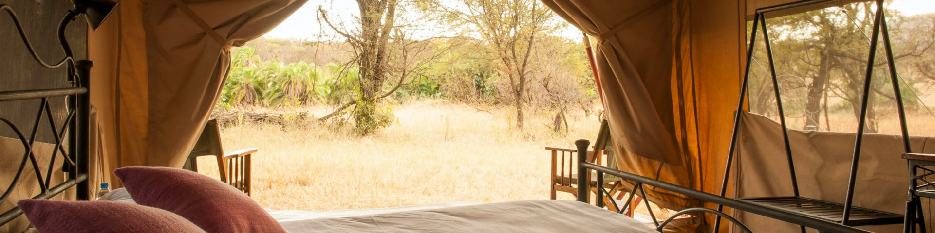 Accommodation in Ndutu Ngorongoro Tanzania Tented Bush Camp