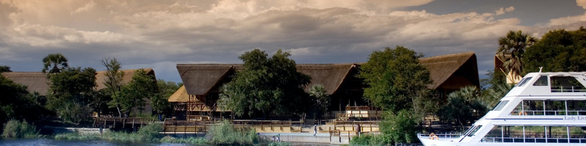 David Livingstone Safari Lodge - Victoria Falls - Zambia