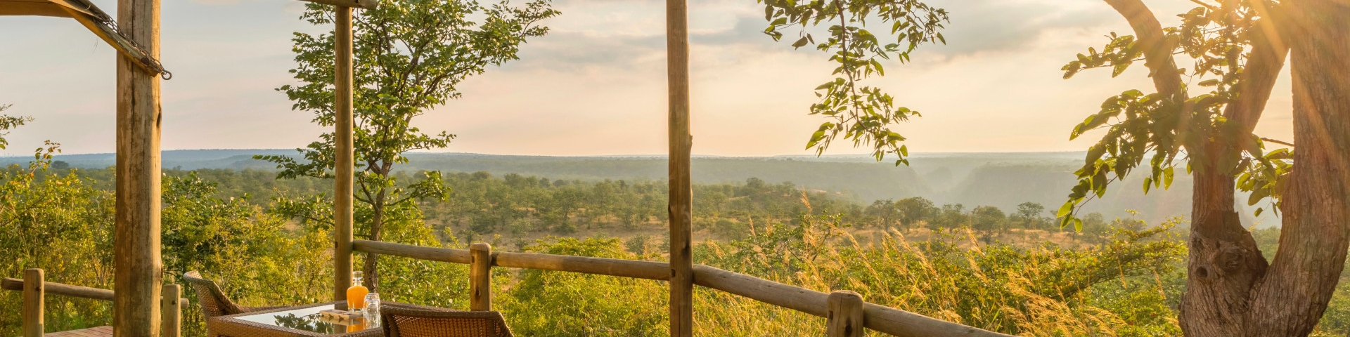 Pay 2 Stay 3 Special - The Elephant Camp - Vic Falls - Zimbabwe