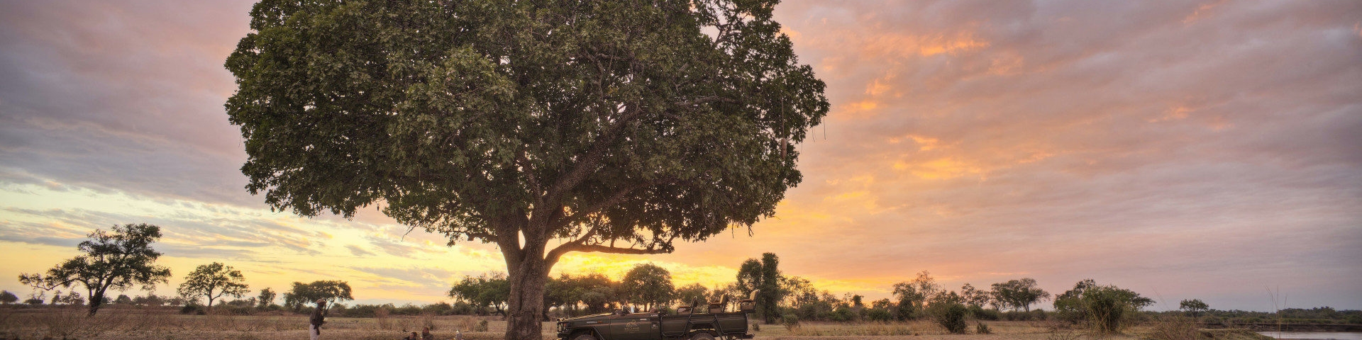 Banner Tours and Safaris to South Luangwa National Park