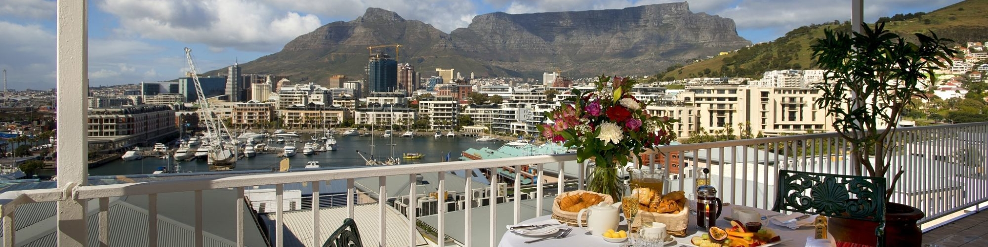 Commodore Hotel, Table Mountain View