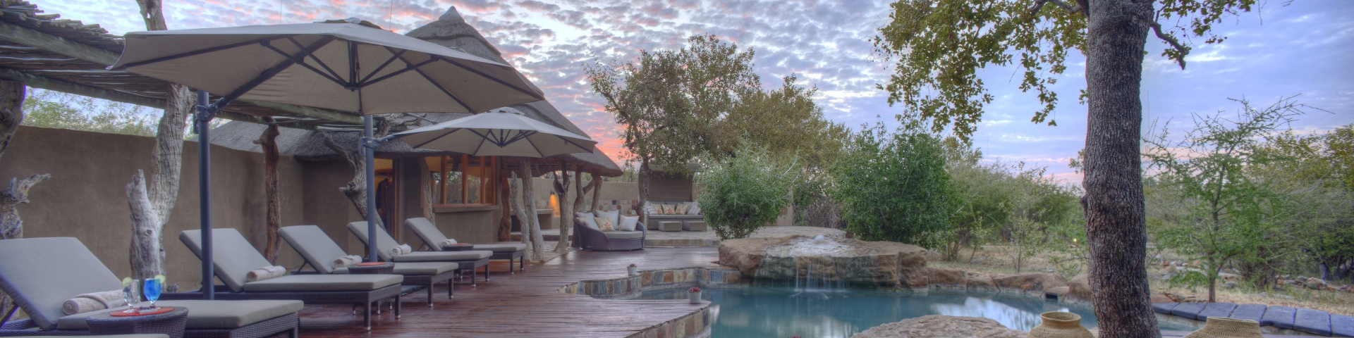Rhulani Safari Lodge - Madikwe Game Reserve - South Africa