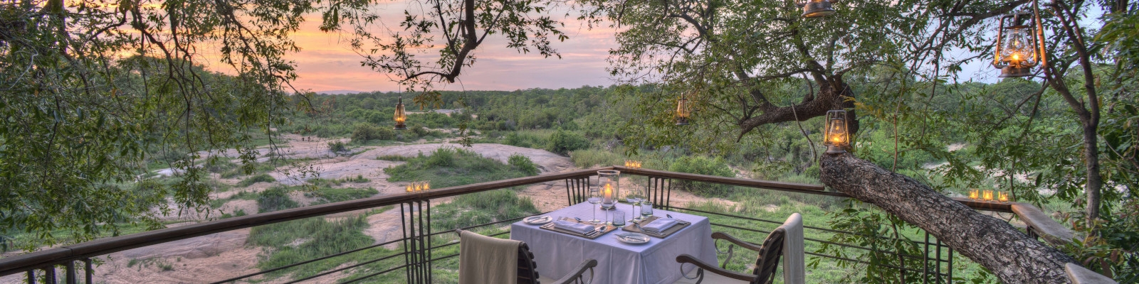 South African Safari Lodge Honeymoon Special