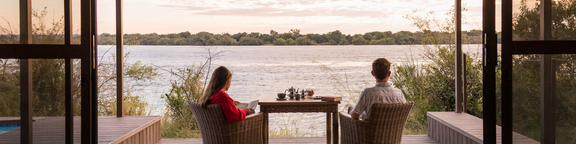 Accommodation in Victoria Falls - Zimbabwe