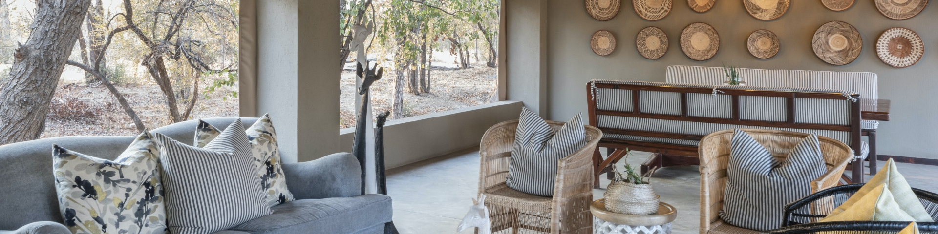 Banner accommodation xananetsi private camp klaserie south africa