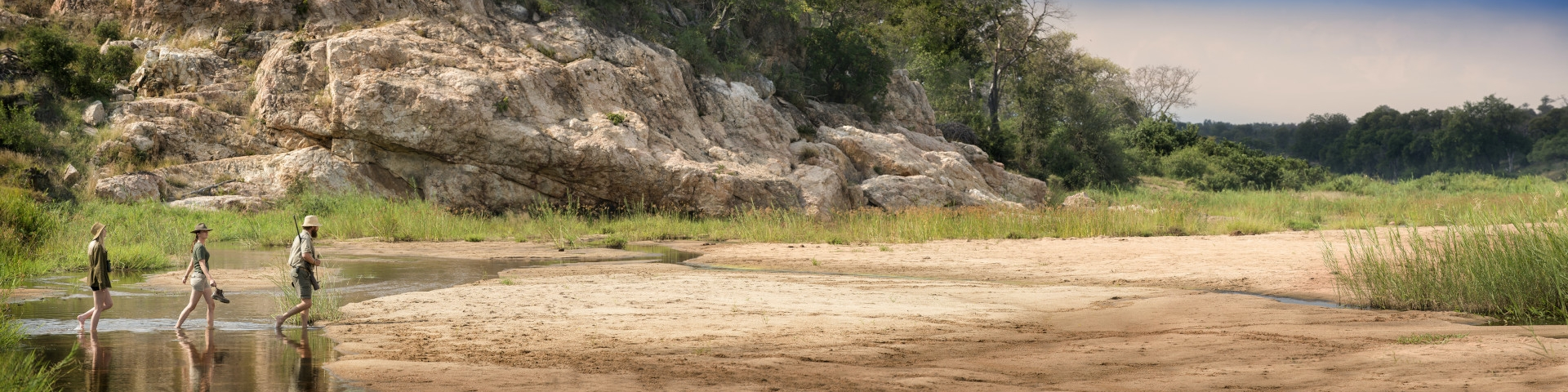 Banner travel guide klaserie private nature reserve south africa Makumu Private Game Lodge