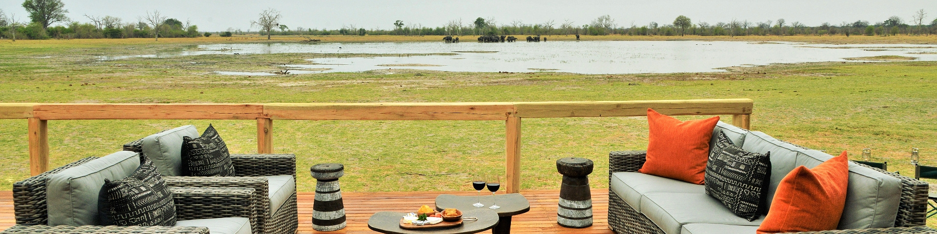 Chobe National Park Accommodation